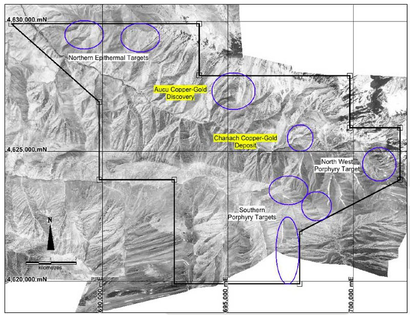 White Cliff Minerals (ASX:WCN)'s targets and discoveries for copper and gold in Central Asia