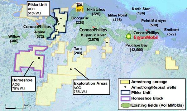 Nanushuk oil reserve