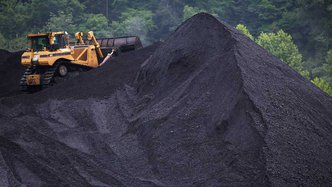 Coal's fire fading