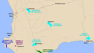 AMMG to produce export quality HPA samples from WA feedstock