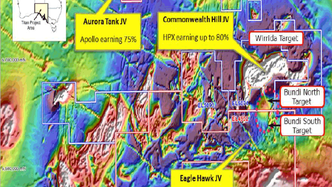 Apollo Minerals to drill big IOCG targets at Eaglehawk
