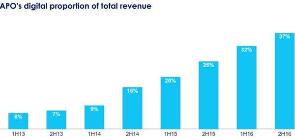 APN outdoor group revenue