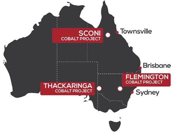 Australian mines projects