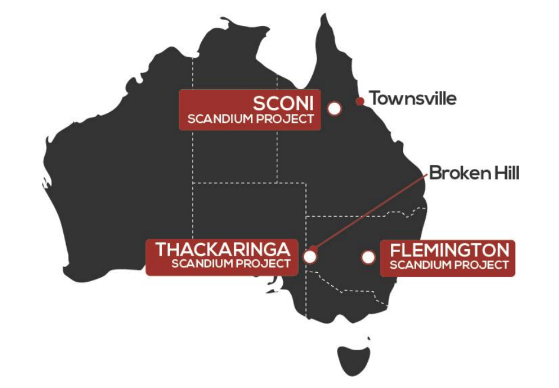 Australia Mines project