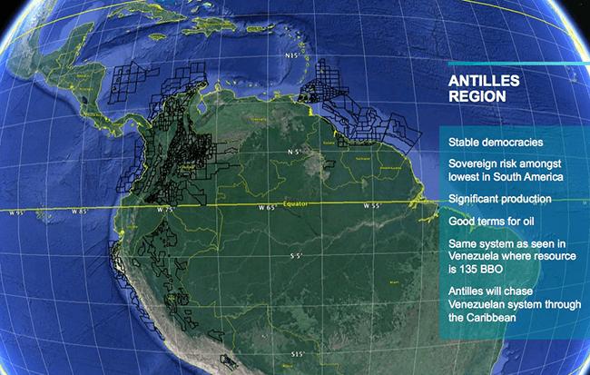 AVD Antilles Region