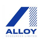 Alloy resources next investors