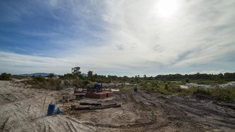 Thomson completes drilling at Bygoo Tin Project