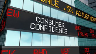 Depressed consumer confidence evident in US, ASX futures trending lower