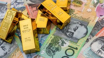 AUD hits 15 month high, ASX Futures up as gold makes new all-time high