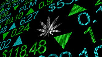 Good news for cannabis stocks, but European markets down