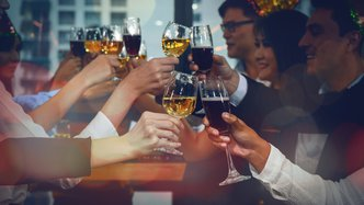 How to Stop Your Office Christmas Party Going Sideway