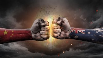 Australia and China's spat may take edge off positive lead from overseas markets