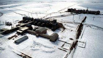 Oil field Alaska oil rig company