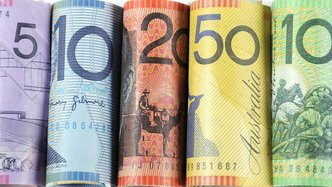 Australian wages rising 2.1% year-on-year