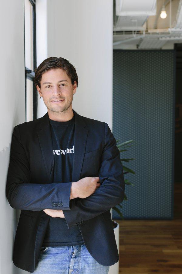 WeWork Australia GM, Balder Tol.
