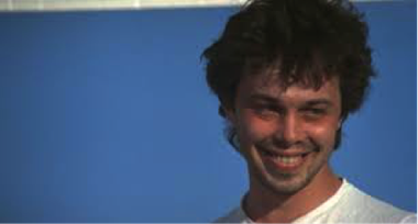 Curtis Armstrong, a.k.a Booger from Revenge of the Nerds.