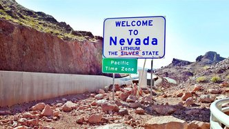 Bright lithium lights keeping Caeneus busy in Nevada