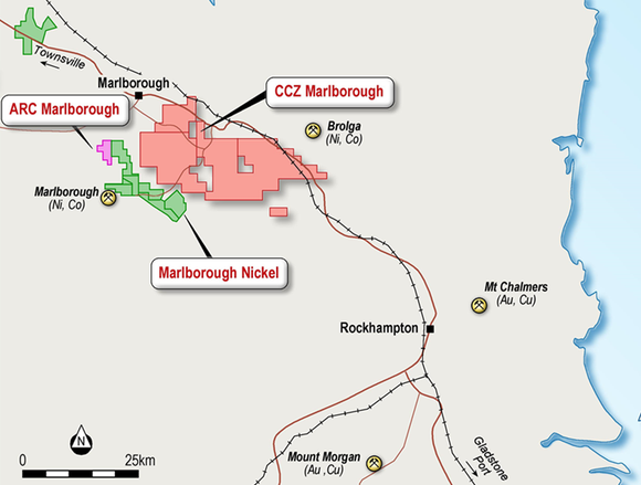 Marlborough nickel project