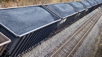 Black is back as coal stocks surge