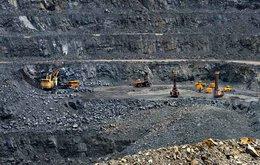 Iron mine mining