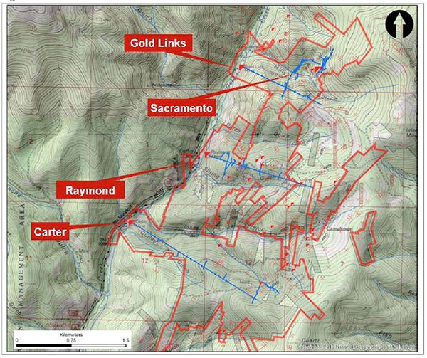 dateline resources Colorado gold