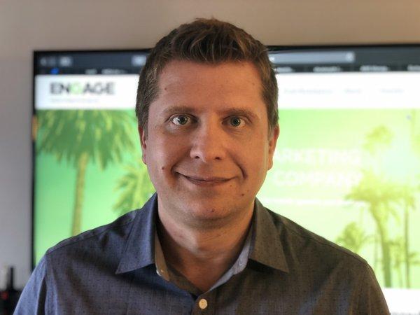 AdCel CTO Denys Kravchenko.