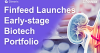 The first investment in our new early stage, ASX listed biotech portfolio
