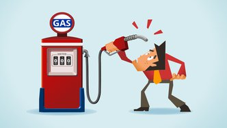 Cash in on the east coast gas crisis