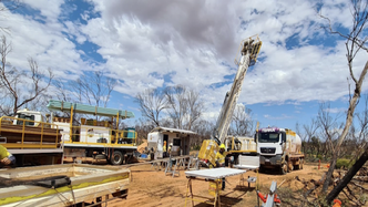 Galileo receives green light for diamond drilling at Delta Blues