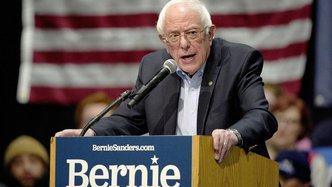 Bernie Sanders' Marijuana Moment
