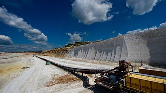 Major zinc grades at Inca's Cerro Rayas project