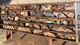 Integrated Resources Group confirms copper anomalies at Kalengwa South
