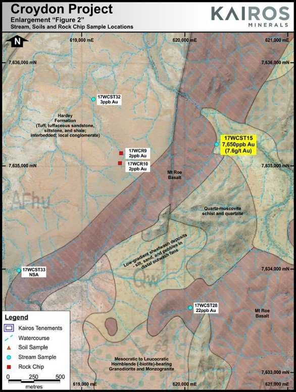 croydon mining tenement