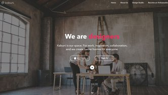 Kabuni goes wide with new web platform