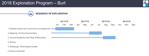 Burt cobalt project