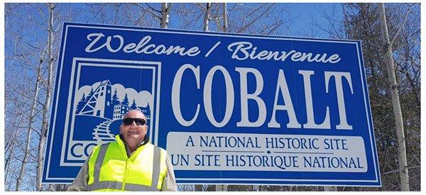 Cobalt township canada