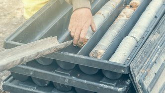 Initial gold drill results in for Metminco