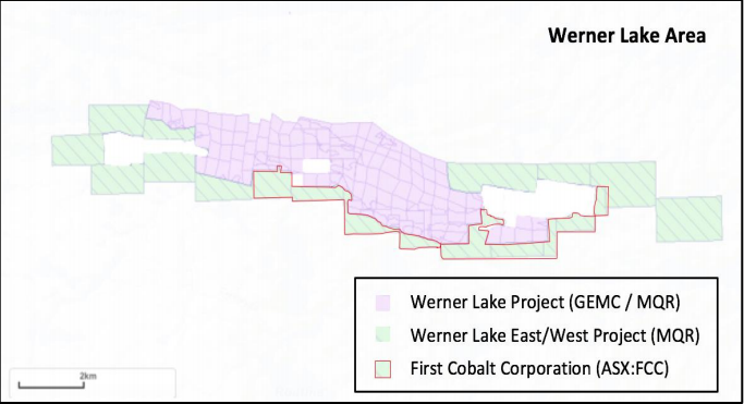 marquee resources cobalt exploration