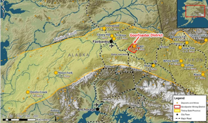 The N27 project is located not far from NST's Pogo mine in Alaska.