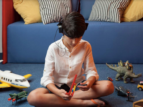 Neurotech's trial-backed device a new frontier for kids with