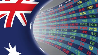 Why is the Australian stock market rising?