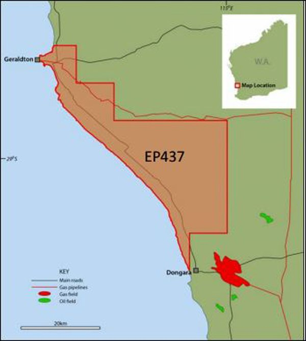 Pilot Energy (ASX:PGY) secures second Perth basin
