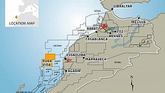 Pura Vida Energy receives approval for Moroccan offshore drilling
