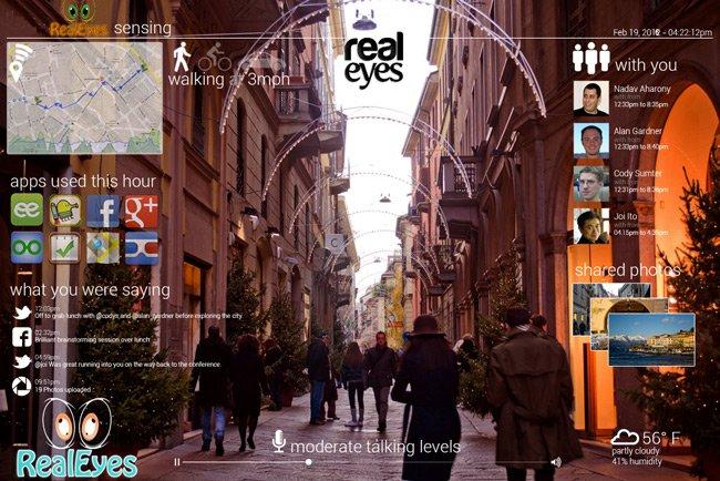 RealEyes Streetview