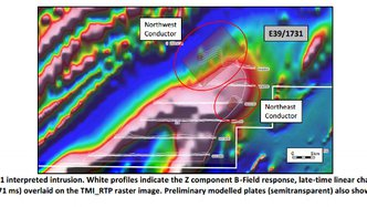 SEG finds multiple EM conductors at Fraser Range prospect