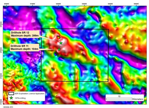 ELA 2018/185 residual Bouguer gravity image