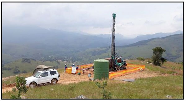 drilling rig stonewall resources