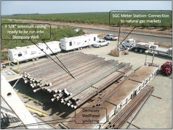 Sacramento basin gas