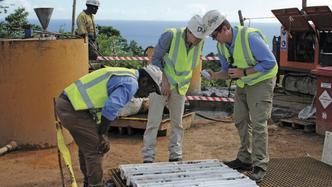 Kingston locates large stockpile of gold mineralised material