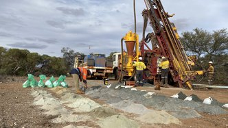 TechGen Metals Commenced Inaugural RC Drilling Campaign